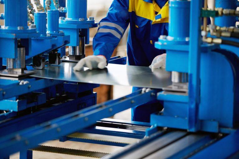 metal sheet fabricator