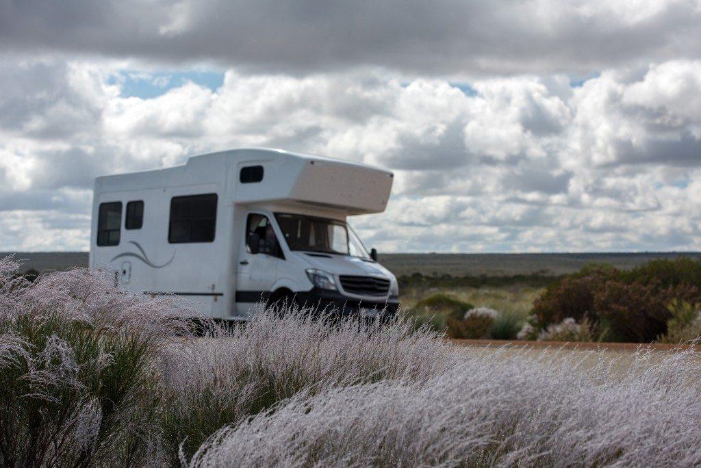 RV Camper in West Australia